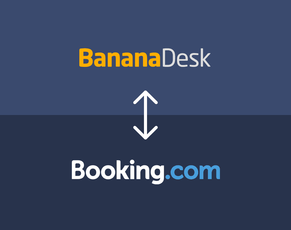 Connect Booking.com with BananaDesk and import all of your reservations.